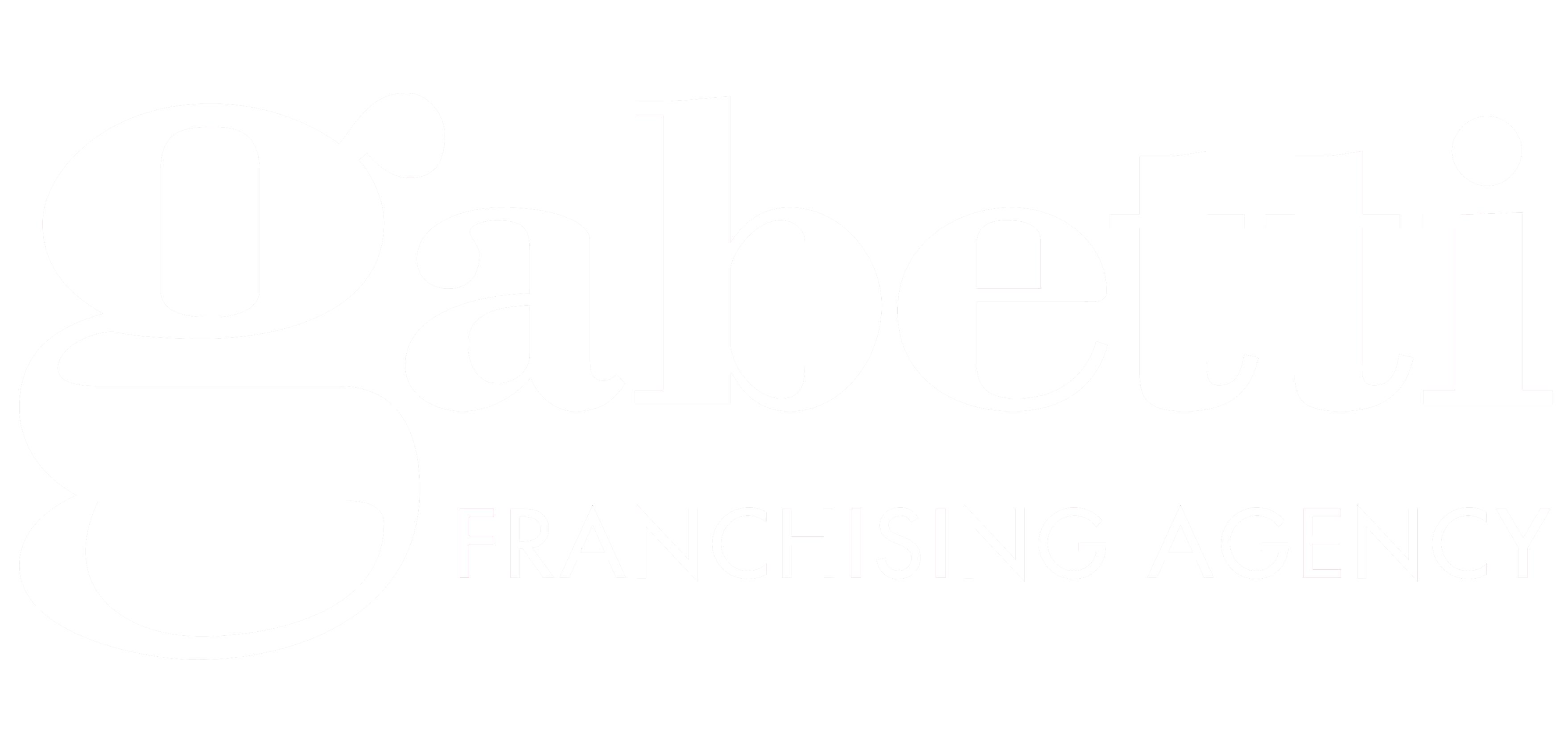 logo gabetti white
